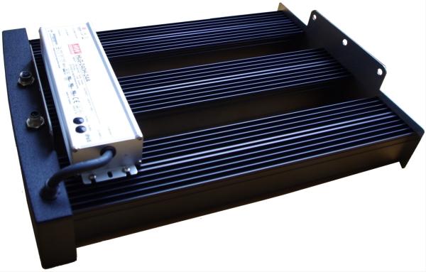 alpheus Radiometrix-compact 240, version horticole (l'alimentation est déportée pour les versions aquarium)