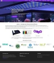 Accueil site alpheus LED